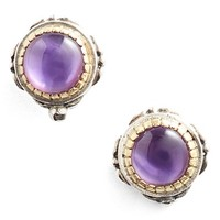 Women's Konstantino 'Erato' Stud Earrings - Amethyst