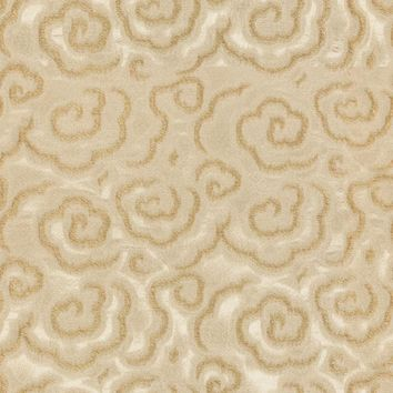 Kravet Couture Fabric 31458.414 Dragon's Breath Spungold