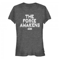 Star Wars The Force Awakens T Shirt (Women's)