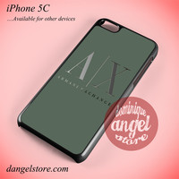 Armani Exchange Phone case for iPhone 5C and another iPhone devices