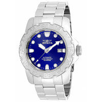Invicta 17087 Men's Pro Diver Automatic Blue Dial Stainless Steel Bracelet Watch