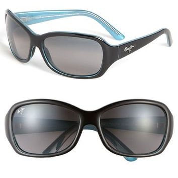 MAUI JIM 'Pearl City' 63mm Sunglasses