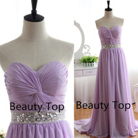 A-Line Bridesmaid Dresses Chiffon Prom Dresses Sweetheart Bridesmaid Dress Wedding Dress Prom Dresses Formal Dress Beach Wedding Dresses