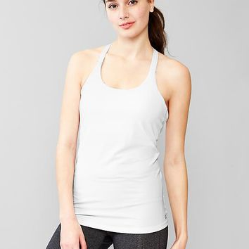 Gapfit Loop Strap Tank With Shelf Bra