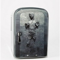 Han Solo Star Wars Mini Fridge - Spencer's