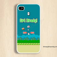 iPhone 5/5s, 5c, 4/4s & Samsung Galaxy S4, S3 cases | Flappy Bird Game iPhone 5 case