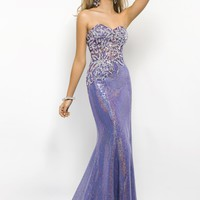 Blush Prom Dresses and Evening Gowns Blush Style 9500