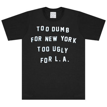 DUMB AND UGLY TEE