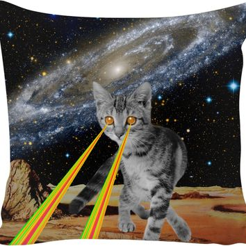 ROCP CAT SPACE Couch Pillow