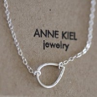 Supermarket: Single Petal Necklace from Anne Kiel Jewelry