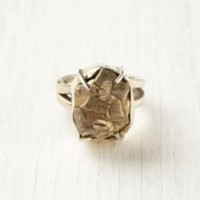 Mima Pyrite Crystal Ring at Free People Clothing Boutique