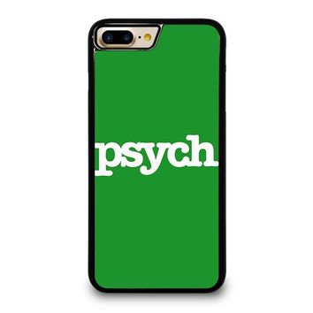 PSYCH iPhone 7 Plus Case Cover