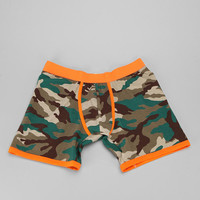 Camouflage Boxer Brief