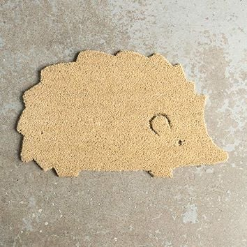 Danica Studio Doormat, Hedgehog