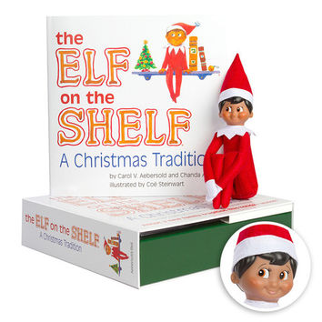The Elf on the Shelf® Store | Shop Online at Santa's Store