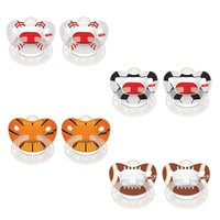 Nuk 8-pk. Sports Orthodontic Pacifiers