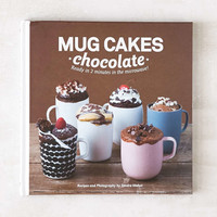 Mug Cakes: Chocolate By Sandra Mahut And Jane Teasdale - Urban Outfitters