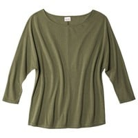 Mossimo Supply Co. Juniors 3/4 Sleeve Oversized Tunic - Assorted Colors