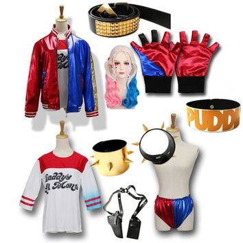 Suicide Squad Harley Quinn Halloween Costume