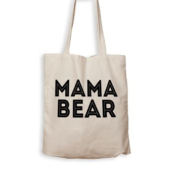 Mama Bear - Tote Bag
