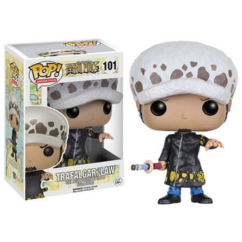 One Piece - Trafalgar Law Pop! Figure