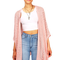 Hush Knit Cardigan | Knit Cardigans at Pink Ice