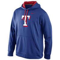Texas Rangers KO Therma Fit Pullover Hood by Nike - MLB.com Shop