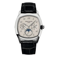 Patek Philippe Grand Complications Moonphase 37mm White Gold Watch 5940G-001