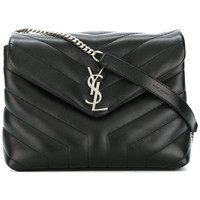 Saint Laurent Small LouLou Monogram Shoulder Bag - Farfetch