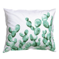 Patterned Pillowcase - from H&M