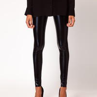 ASOS Ultra Wet Look Leggings