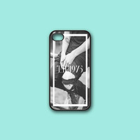 The 1975 Band Logo - Print on hard cover for iPhone case and Samsung Galaxy case