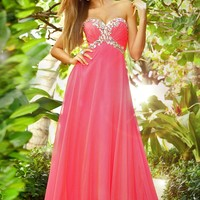 Homecoming dresses by Blush Prom Homecoming Style 9516