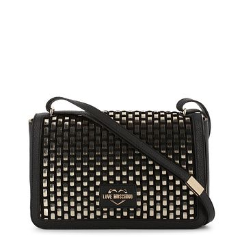 Love Moschino Women Black Shoulder bags