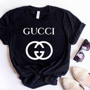 Gotopfashion Fashion T-Shirt,Designer Shirt,Paris shirt,t-shirt,Gucci logo shirt