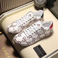 Gucci Fashion Flats Shoes Sneakers Sport Shoes