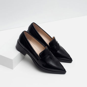 ANTIK PENNY LOAFERS New