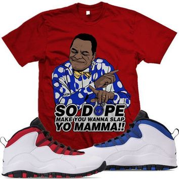 Jordan 10 Westbrook Match Sneaker Tees Shirts - SLAP MOMMA
