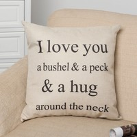 Home Decor Pillow Cover [6046361985]
