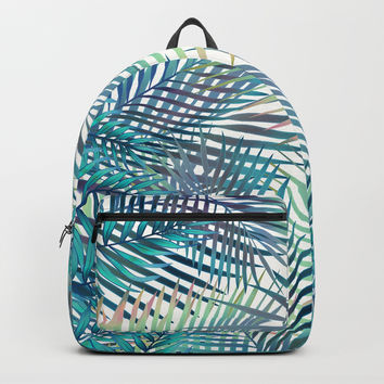 Tropical forest Backpack by printapix