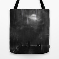 A promise is a promise Tote Bag by HappyMelvin