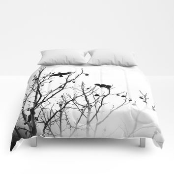 Free Soul Too Comforters by DuckyB