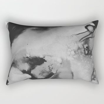 the comedown Rectangular Pillow by duckyb