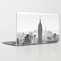 New York City Laptop & iPad Skin by Studio Laura Campanella