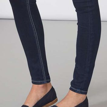 Navy 'Lily' tab loafer Shoes - View All New In - New In