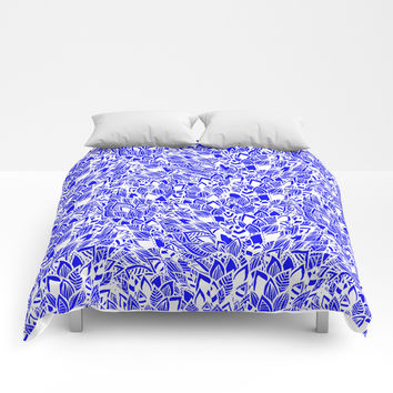 Moroccan Bloom Comforters by cadinera