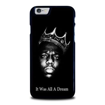 notorious big iphone 6 6s case cover  number 1