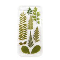 Fern Gully iPhone Case