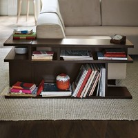 Bookshelf Side Table | west elm