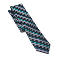 Arrow Skinny-Striped Tie - Men, Size: One